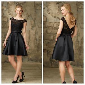 Mori Lee 31068 black size 10